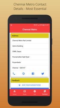 Chennai Metro screenshot 7