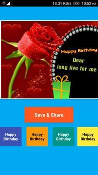 Happy Birthday Images Happy Birthday wishes screenshot 1