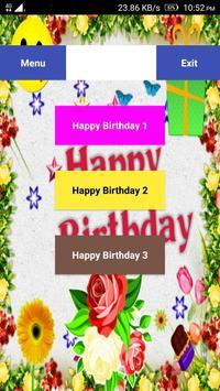 Happy Birthday Images Happy Birthday wishes screenshot 2