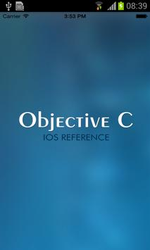 Objective C poster