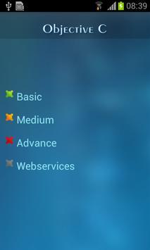 Objective C apk screenshot