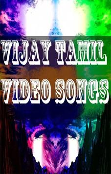 Vijay Tamil Video Songs poster
