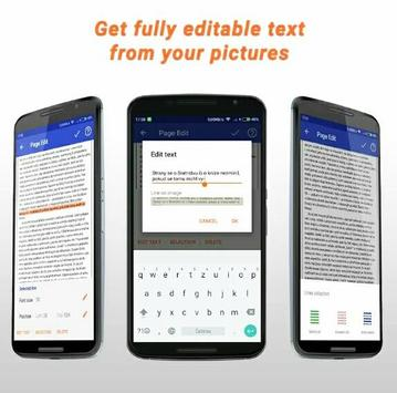 Image To Text Converter(OCR)Text Scanner&Extractor screenshot 5