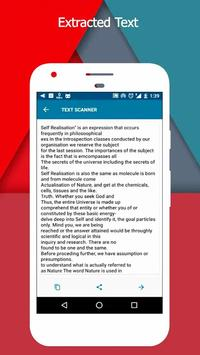 Image To Text Converter(OCR)Text Scanner&Extractor screenshot 1