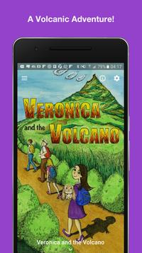 Veronica and the Volcano poster