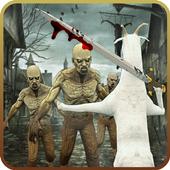Goat Vs. Zombies 3D Simulator icon