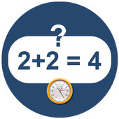 Freaking Math Quiz icon