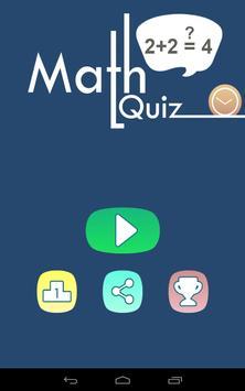 Freaking Math Quiz screenshot 5