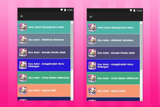 Jaran Rocking Version Guz Azmi Offline apk screenshot