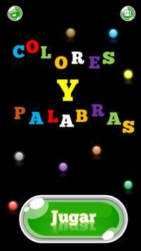 Colores y Palabras apk screenshot