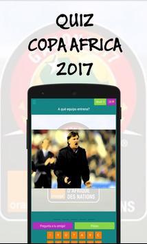 Quiz Copa Africa 2017 screenshot 2