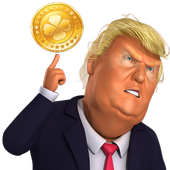 Money Trump icon