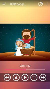 Bible songs screenshot 1