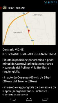 VILLA BONIFATI CASTROVILLARI apk screenshot