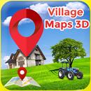 dorpskaarten: dorpen satellietkaarten-APK