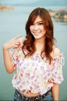 Hot Asian Girls Live Wallpaper apk screenshot