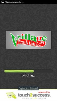 Village Pizza and Chicken poster
