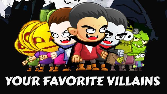 Villain Town poster