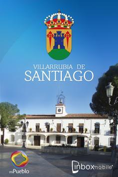 Villarrubia de Santiago poster