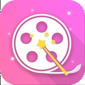 Vimady: Video Editor & Video Maker, Gif, Sticker icon