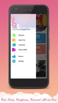 Vimady: Video Editor & Video Maker, Gif, Sticker apk screenshot
