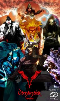 Vimanika Comics poster