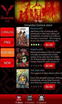 Vimanika Comics apk screenshot