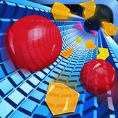 Balance 3d Ball :Break It Free icon