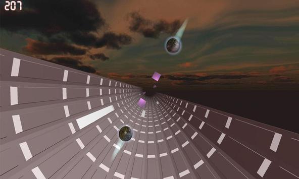 Balance 3d Ball :Break It Free apk screenshot
