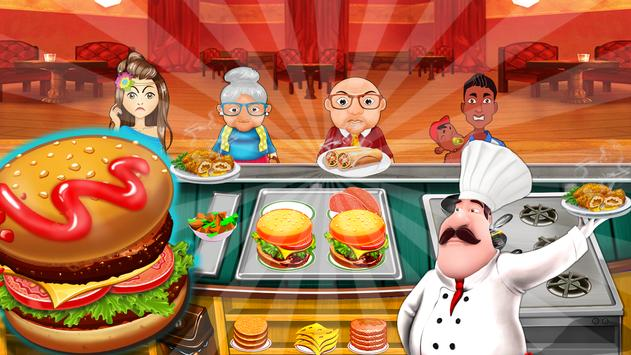 Crazy Cooking Super Chef poster