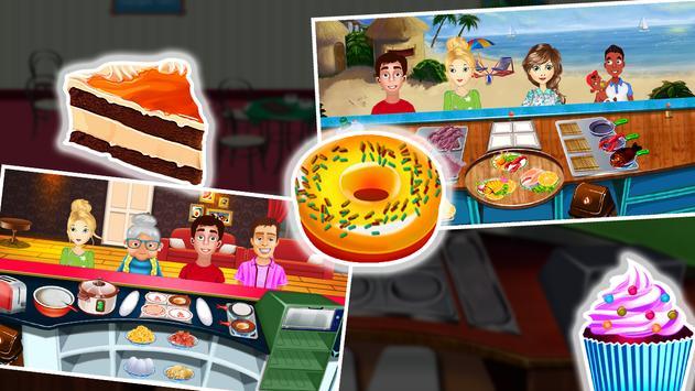 Crazy Cooking Super Chef apk screenshot