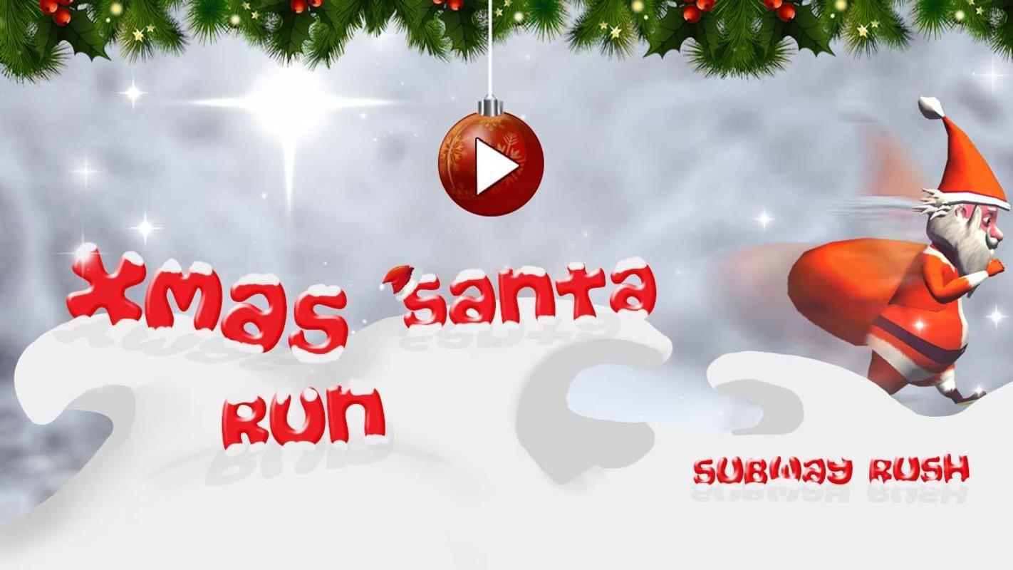 Xmas Santa Run - Subway Rush APK تحميل - مجاني مغامرات ألعاب ...