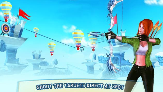 Bow Arrow Tournament apk screenshot