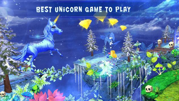 Little Unicorn Pony Runner screenshot 4