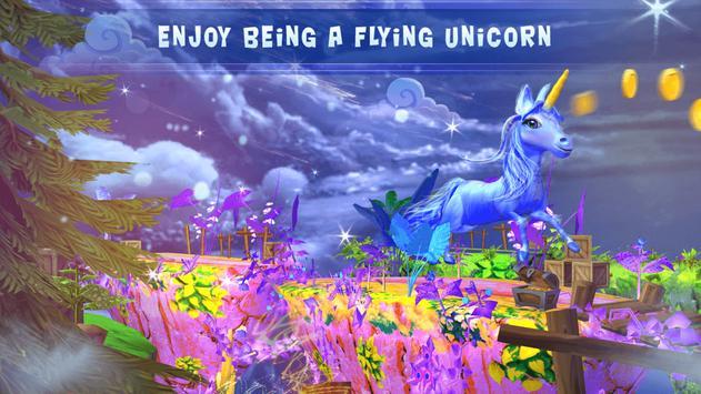 Little Unicorn Pony Runner screenshot 6
