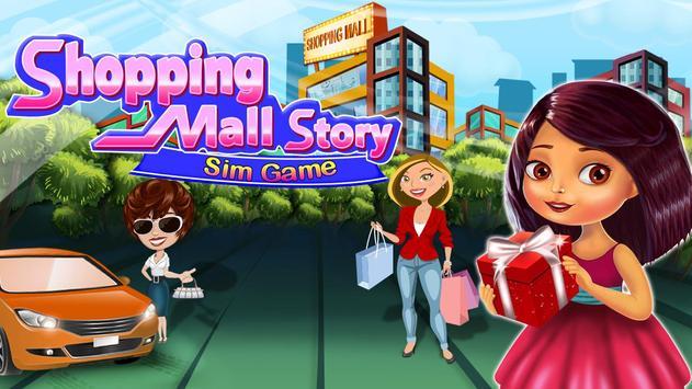 Supermarkets Mall Simulation poster