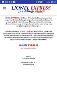 Lionel Express screenshot 1