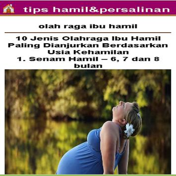 tips hamil&persalinan apk screenshot