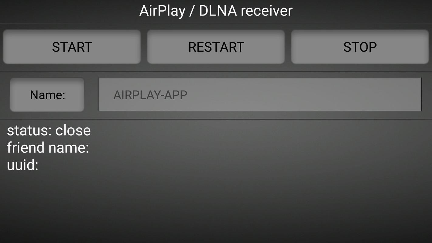 android cast receiver apk