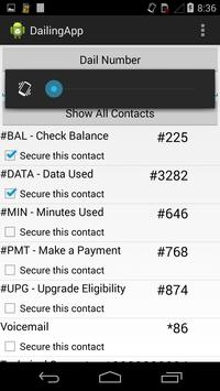 DialApp apk screenshot