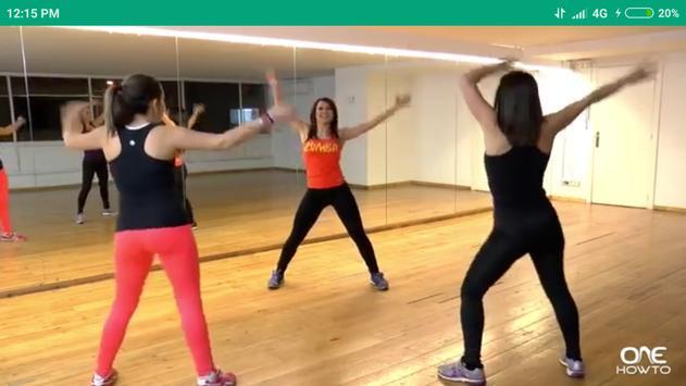 Zumba Dance Exercise Offline screenshot 1