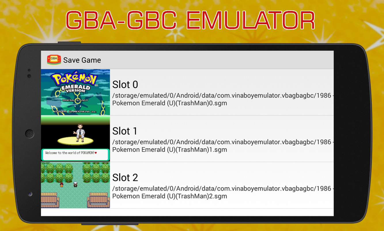 download gba emulator android apk