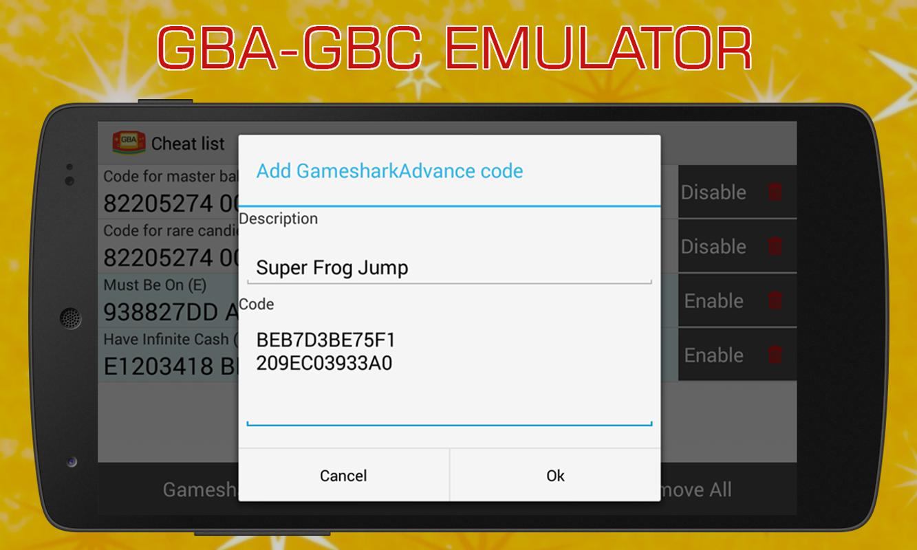 emulatore gba android
