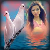 Birds Photo Frame icon