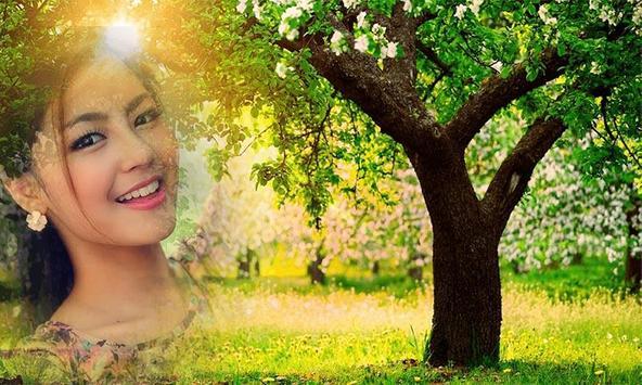 Garden Photo Frame screenshot 3