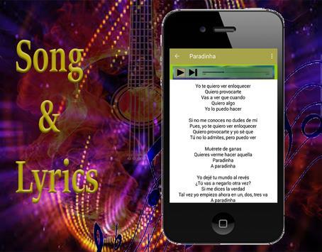 Anitta Musica y canciones letra screenshot 1