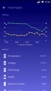 Battery Prolong screenshot 1