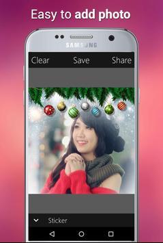 Christmas Photo Frames apk screenshot