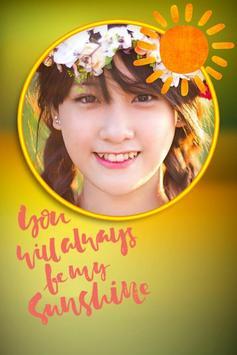 Circle Photo Frames poster