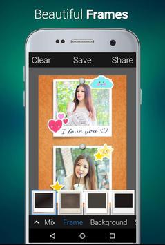 Polaroid Photo Collage apk screenshot